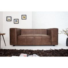 Sofa 2-osobowa Gaucho coffee