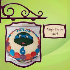 Ninja, Turtle, Cake, Desserts, Food, Tailgate Desserts, Turtles, Deserts, Tortoise