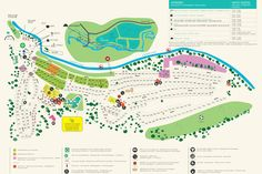 Le domaine - Camping du Val de Bonnal Camping, Map, How To Plan, Campsite, Maps, Outdoor Camping, Campers