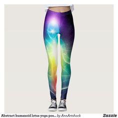 Lotus Pose Yoga, Best Leggings, Look Cool, Body Types, Dressmaking, Yoga Poses, Colorful Leggings, Chakra, Things That Bounce