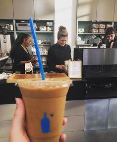 #bluebottlecoffee #neworleansicedcoffee by leahsy13
