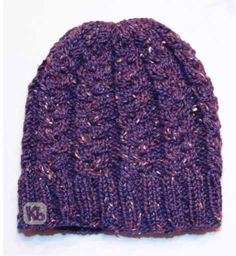 Muir woods beanie loomed loom knitting pinterest loom get all your knitting looms knitting patterns for your next knitting project at authentic knitting dt1010fo