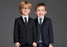 Dolce & Gabbana Bambino pre-fall 2015 Часть 1