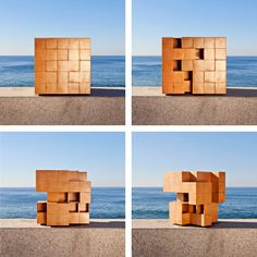 PUZZLE TABLE by Alberto Dias Ribeiro A2OFFICE