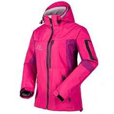 Aliexpress.com : Buy 2013 hot sale outdoor fashion brand women outdoor best ski jackets winter skiing and snowboarding waterproof windproof clothes from Reliable best ski jacket  suppliers on Fancy Fashion Week $93.50