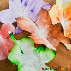 This science meets art project is almost magical, at least that's what my kids thought as they watched fall colors transform their plain white coffee filter into a work of art. It's an easy kid activity fit for an autumn day. In fact, it's so easy that you will probably end up with a big …