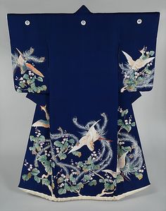 Outer Robe (Uchikake) for a Wedding  /  19th century / Japan