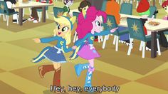 Equestria Girls [With Lyrics] - My Little Pony : Equestria Girls Song
