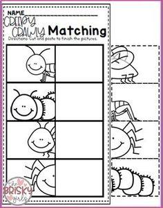 Beginning of the Year Pre-K (Preschool) (Back to School PreK Activities) - Today Pin Preschool Curriculum, Preschool Printables, Preschool Lessons, Preschool Worksheets, Preschool Learning, Shapes Worksheets, Preschool Bug Theme, Kindergarten, Teaching