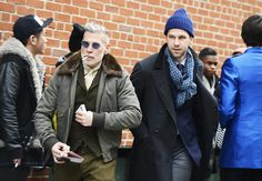 chic Nick Wooster