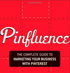 "#PinChat with 'Pinfluence"" author Beth Hayden August 29th 2012"
