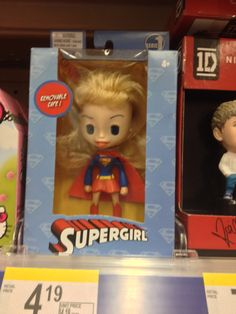 Why would that toy be next to a one direction figure