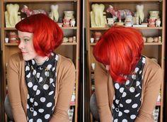 So wonderful! #veronahair #alternative #hair