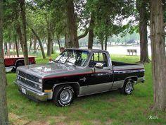 1984 Chevy Silverado