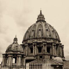 Cupola di San Pietro - Roma - Michelangelo ph. Alberto Rotondo