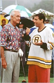 "Happy Gilmore from Happy Gilmore – ""The price is wrong, bitch!"""