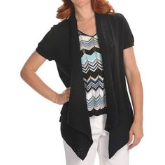 Airy and light cardigan sweater $42.95