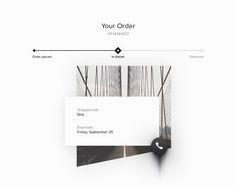 Dribbble - day086_-_order_tracking.jpg by Paul Flavius Nechita