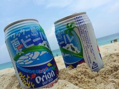 This is Orion beer made of Okinawa , Japan!