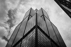Willis Tower Chicago by Maxim El Masri on 500px