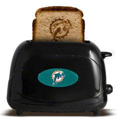 Miami Dolphins Toaster Elite