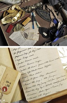 Anna's suitcase contained an inventory of her glamorous clothing. Abandoned Suitcases Reveal Private Lives of Insane Asylum Patients Insane Asylum Patients, Willard Asylum, Mental Asylum, Abandoned Asylums, Abandoned Hospital, Mental Health Care, Private Life, Suitcases, Creepy