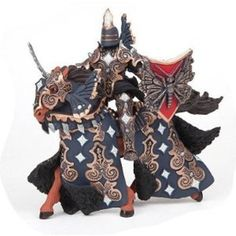 Papo Dark Butterfly Warrior and Horse Papo http://www.amazon.com/dp/B004JQN2EM/ref=cm_sw_r_pi_dp_.qOrwb1357H1G