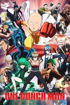 One Punch Man Anime, One Punch Man 1, Saitama One Punch Man, One Punch Man Poster, One Punch Man Memes, One Punch Man Funny, Fate Zero, Miyazaki, One Punch Man Wallpapers