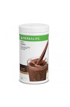Shake da Herbalife Chocolate Sensation - http://www.herbaloja.online