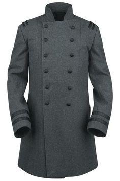 Manteau par Manteau Militaire Colonel
