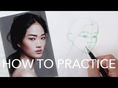 Video & Text by Zoe Hong I know I'm always telling you to practice and you may be wondering how exactly does one practice? This video will go over my top 5 methods to practice drawing and how that exercise will help what particular aspect of drawing. Male Figure Drawing, Drawing Practice, Drawing Skills, Drawing Tips, Drawing Ideas, Learn Drawing, Drawing Stuff, 3d Drawings, Realistic Drawings