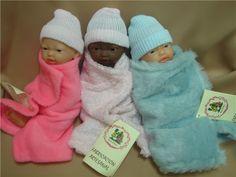 Куклы и пупсики от Nines Artesanals D'Onil, Испания