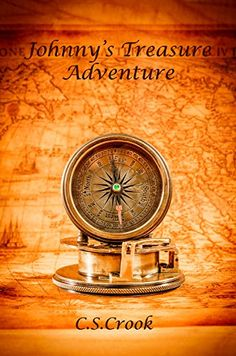 Johnny's Treasure Adventure by C.S. Crook http://www.amazon.com/dp/B0159IY7AQ/ref=cm_sw_r_pi_dp_jYSewb1YTS0HG.The ghost makes it frighteningly clear that no one else is to have the ruby necklace.