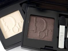 DIORSHOW MONO EYESHADOWS sneak peek - Armocromia Make Up