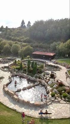 Termas Outariz, Ourense