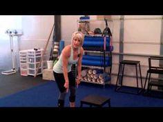 Femsport Training Box Jumps
