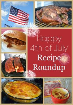 4th of july cookout food ideas