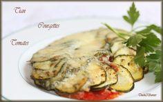 recipe tin eats julia child s tian de courgettes au riz zucchini tian ...