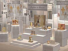 Perfume & Beauty Sims 2, Buy Business, Bucket, Perfume, Place Card Holders, Community, Drop, Beauty, Home