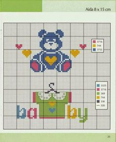 ♥ Моя точка Графики Крус ♥: Детям