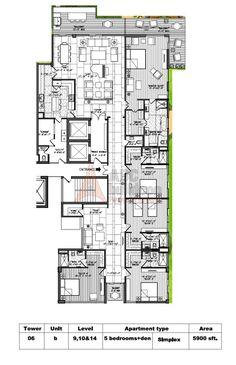 Pentagon Floor Plan Main Level I Love Floor Plans