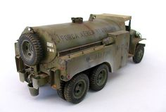TRACK-LINK / Gallery / CCKW 353 Airfield Gas Tank Brasil - FAB