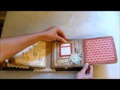 Crate Paper DIY Shop Mini Album-  FOR SALE - Kelly S