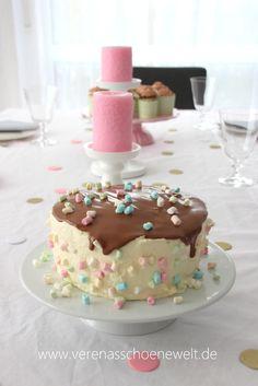 Marshmallow Cheese Cake - Verena´s schöne Welt