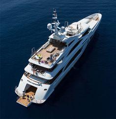 Benetti Ocean Paradise : 55 mètres d'excellence !