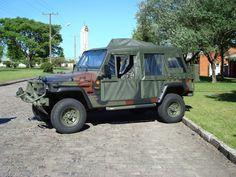 Agrale Marruá AM10 para o Exército do Equador