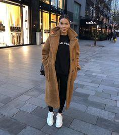 "28.8k Likes, 211 Comments - Naomi Genes (@naomigenes) on Instagram: ""Shopping coat @asos code: 1085289"""