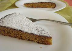 Evőkanalas Olasz narancs torta recept foto Sweet Cakes, Vanilla Cake, Italian Recipes, Cheesecake, Muffin, Good Food, Goodies, Pudding, Sweets