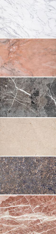 6 Marble Textures | GraphicBurger