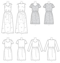 M7530 | McCall's Patterns | Sewing Patterns
